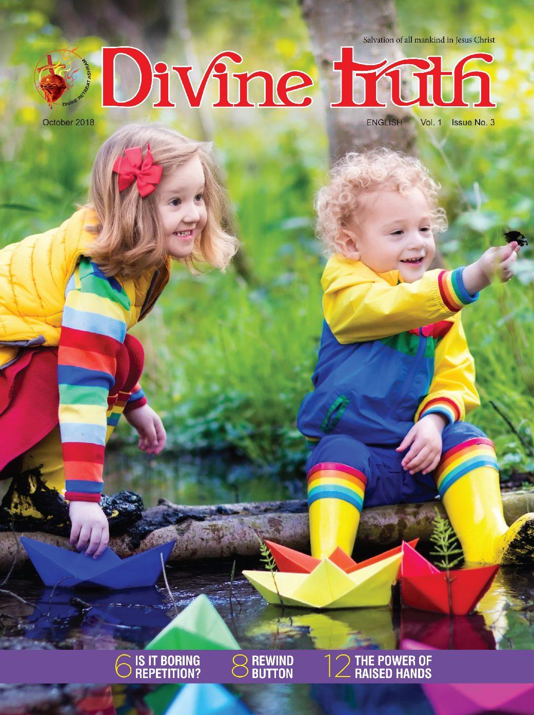 Divine Magazines – Divine Retreat Ashram
